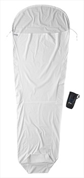 Cocoon MummyLiner Organic Cotton Sleeping Bag Liner, Nature