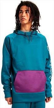 Burton Crown Solution Dyed Pullover, M Deep Lake Teal