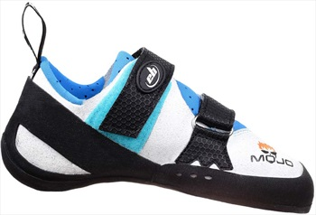 EB Mojo Rock Climbing Shoe, UK 10 | EU 44.5 Blue/White