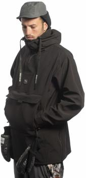 Brethren Apparel Softshell Ski/Snowboard Anorak, XL Nightwatch