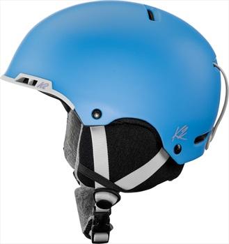 K2 Meridian Women's Ski/Snowboard Helmet, S Aqua Blue