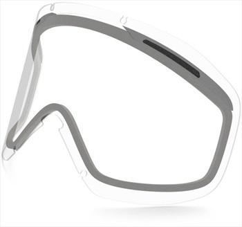 Oakley O Frame 2.0 PRO XM Snowboard/Ski Goggle Spare Lens, Clear