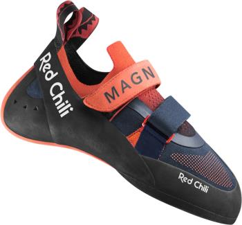 Red Chili Magnet VCR Rock Climbing Shoe, UK 9.5   EU 44 Dark Blue