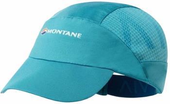 Montane Cadenza Stretch Fit Hat Running Cap, Cerulean Blue