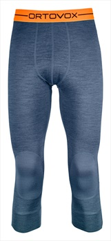 Ortovox Rock'n'Wool Short Thermal Pants, XXL Night Blue Blend
