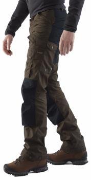 Fjallraven Vidda Pro Men's Hiking Trousers, 50 Dark Olive