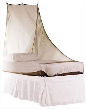 Pyramid Premium Wedge Impregnated Mosquito Net, Single White