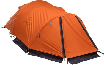 Marmot Thor 2 Tent Mountaineering Tent, 2 Man Blaze