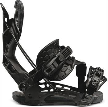 Flow Nx2 Hybrid Step In Snowboard Bindings, Xl Black 2021