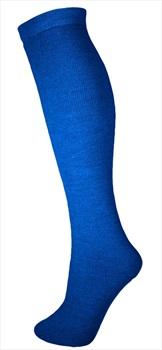 Manbi Essential Thermal Ski/Snowboard Tube Socks UK 4-11 Blue