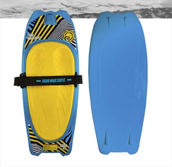 Radar Magic Carpet Kneeboard, Blue Yellow 2020