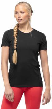 Norrona Wool T Shirt Women's Thermal Baselayer, UK 12 Caviar