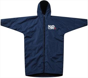 Northcore Adult Unisex Beach Basha Pro Dressing/Changing Robe Jacket, L/Xl Blue
