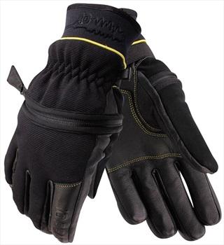10 Peaks Mount Tonsa Ski/Snowboard Gloves, L Black