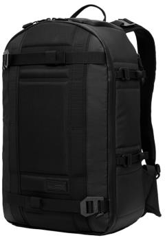 Douchebags The Backpack Pro Ski/Snowboard Backpack, 26L Black Out