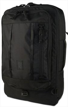 Topo Designs 30L Travel Bag Travel Pack, Ballistic Black