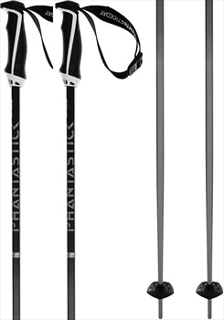 Volkl Phantastick 16mm Pair Of Ski Poles, 135cm Black Fade