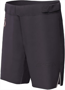 Scott Adult Unisex Kinabalu Running Shorts, L Iron Black