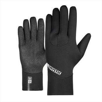 Mystic Star 3mm Wetsuit Gloves, S Black 2020
