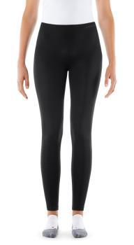 Falke Warm Long Tights Women's Base Layer Bottoms, L Black