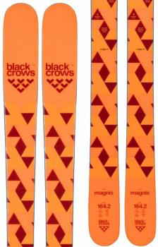 Black Crows Magnis Jr Ski Only Kid's Skis, 164cm Orange