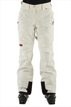 Planks Good Times Women's Ski/Snowboard Pants, M Snow Palm