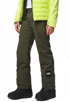 O'Neill Hammer Men's Snowboard/Ski Pants, S Forest Night
