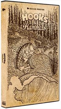 Bald E-Gal Hooks & Hammers Snowboard DVD, Hooks & Hammers