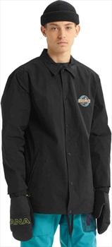 Analog Sparkwave Coaches Ski/Snowboard Jacket, XL True Black