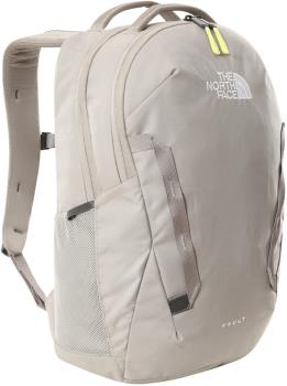 The North Face Adult Unisex Vault Backpack/Day Pack, 26l Mineral Grey-Sulphur