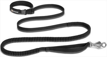 Ruffwear Roamer Leash Dog Walking/Running Lead Large Black Obsidian