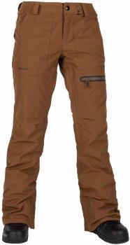 Volcom Knox Ins Gore-Tex Women's Snowboard/Ski Pants M Copper