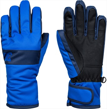 DC Franchise Kids' Ski/Snowboard Gloves, S Nautical Blue