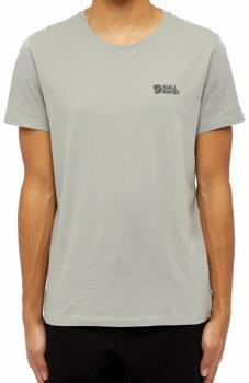 Fjallraven Torneträsk Short Sleeve Graphic T-Shirt, M Shark Grey