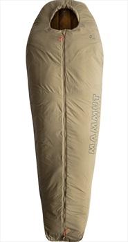 Mammut Relax Fiber Bag 0c 3-Season Sleeping Bag, Large Olive