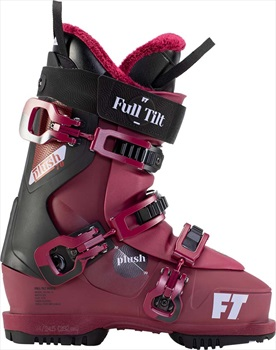 Full Tilt Plush 70 Grip Walk Women's Ski Boots, 24/24.5 Purple 2021