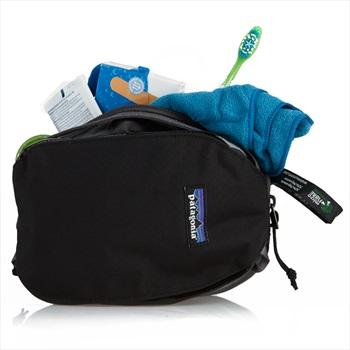 Patagonia Small Black Hole Cube Duffel Travel Bag 2L Black