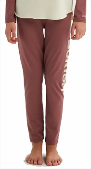 Burton Girls Girls Midweight Thermal Pant, M Rose Brown 2020