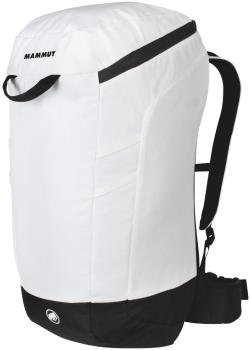 Mammut Neon Gear Climbing Backpack, 45L White-Black