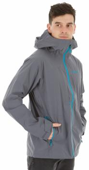 Marmot Adult Unisex Evodry Torreys Waterproof Shell Jacket, M Steel Onyx