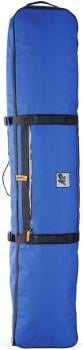 K2 Roller Wheelie Ski Travel Bag, 185cm Blue