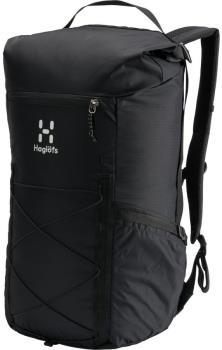 Haglofs Nusnäs 25 Hiking Backpack, 25L True Black