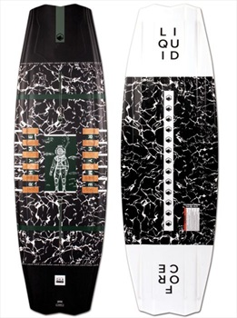 Liquid Force Rhyme Boat Wakeboard, 144 Black White 2021