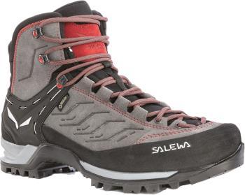 Salewa Adult Unisex Mountain Trainer Mid Gtx Hiking Boot, Uk 7 Charcoal