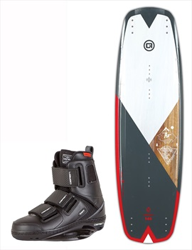 O'Brien FIX | GTX Park Wakeboard Package, 154| UK 11-13 Black