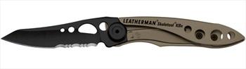 Leatherman Skeletool KBX Lightweight Folding Pocket Knife Coyote/Black