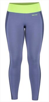 Marmot Meghan Tight Women's Baselayer Leggings, UK 12 Storm/Navy
