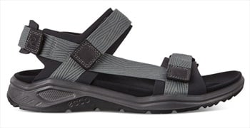 Ecco Adult Unisex X-Trinsic Sandal, UK 9.5-10 Black/Lake