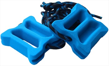Y&Y X Monster Grips Climbing Hand Trainer, One Pair Blue