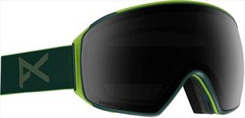 Anon M4 Toric Ski/Snowboard Goggles, M/L MFI Green Ex Display
